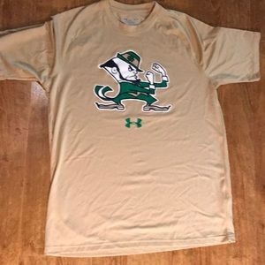 Under Armour Notre Dame Fighting Irish Shirt